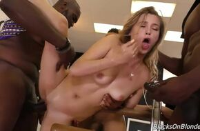 Carolina sweets gangbang