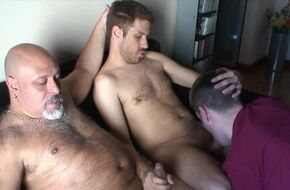 Gay daddies sex