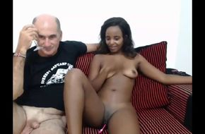 Black old pussy