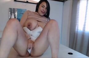 Huge boobs asian