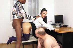 Interracial cuckold tumblr