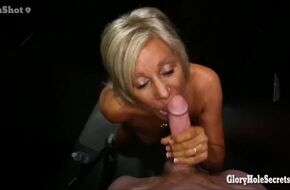Sucking blowjob